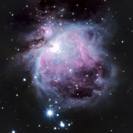 Great Nebula in Orion